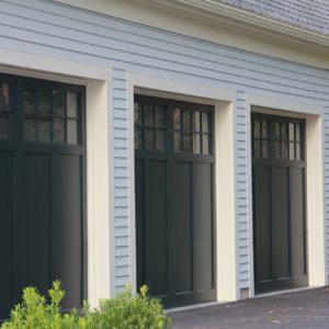 3 bay garage